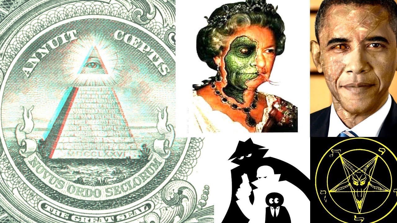 Иллюминаты — правящие миром? или лекарство от конспирологии! (postulat)