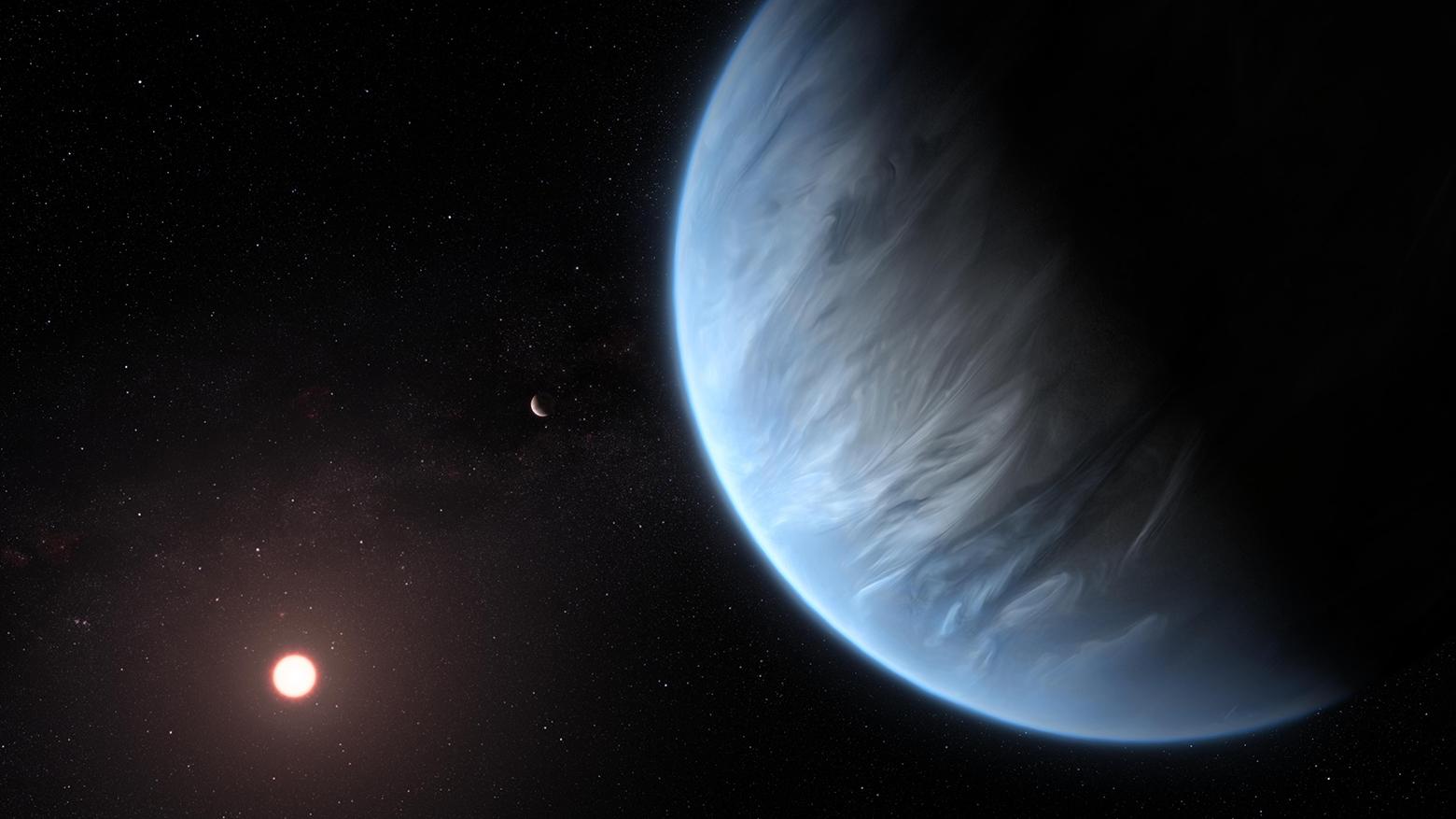 Экзопланеты: от открытия до поисков жизни   компьютерра