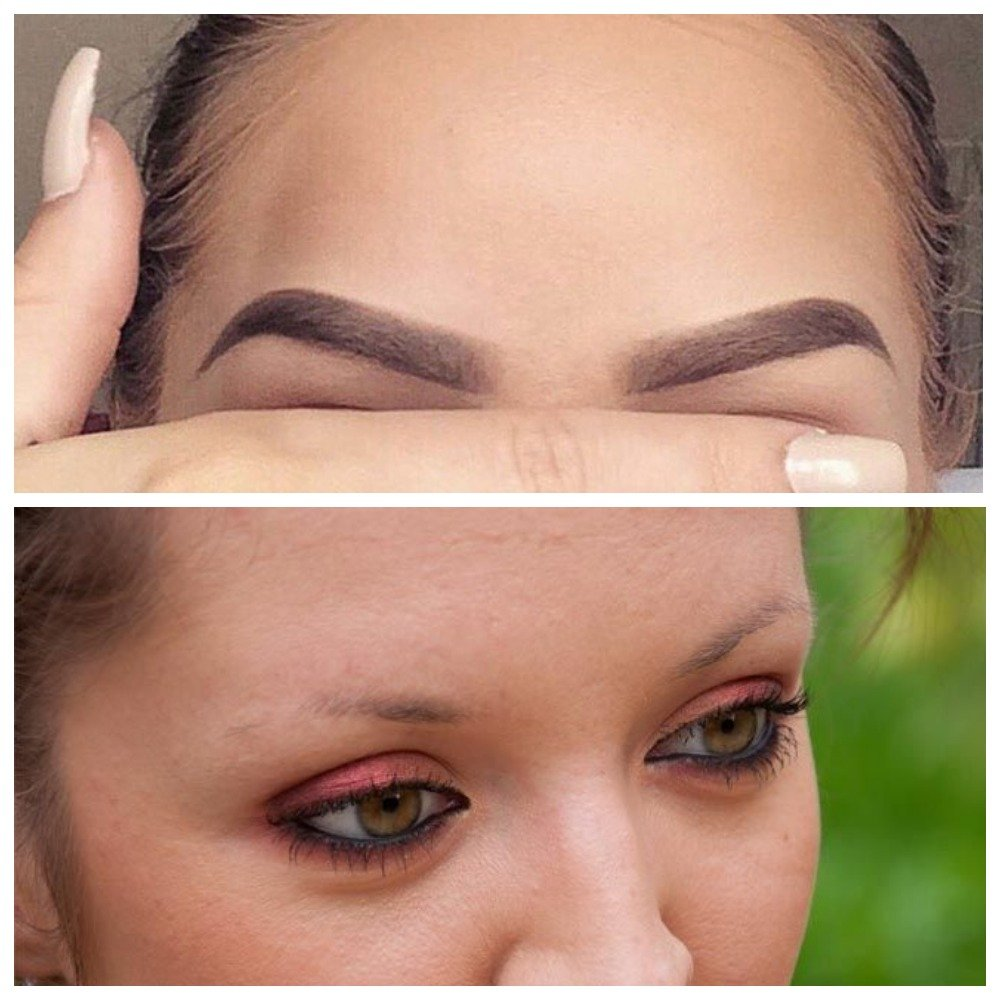 Перманентный макияж: основы, особенности, виды и техники нанесения