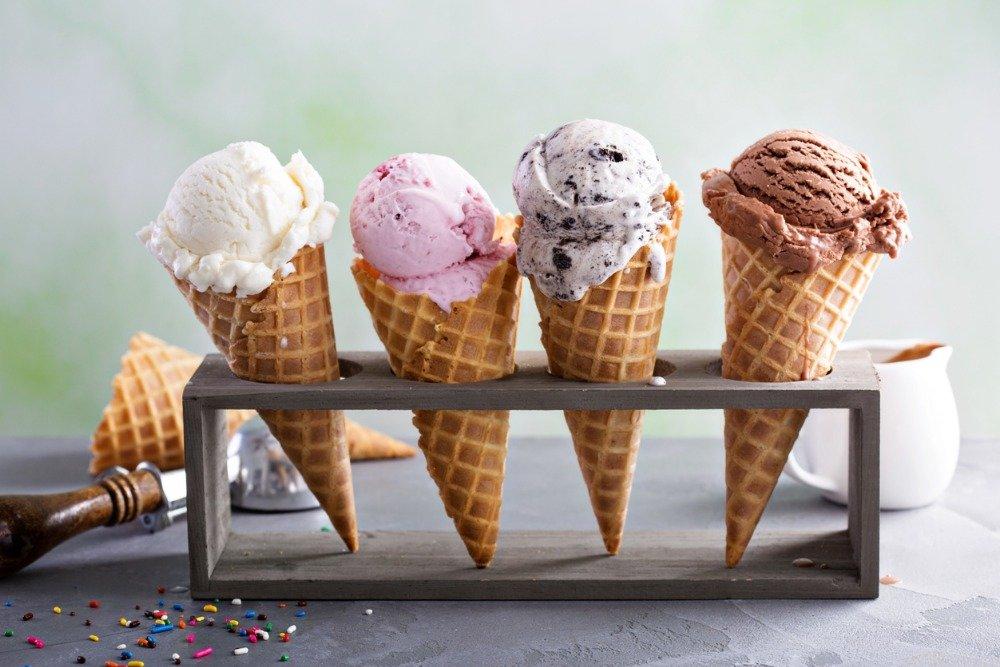 Мороженое в домашних условиях на поварёнок.ру