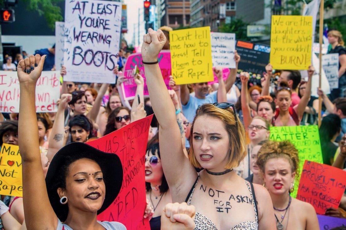 Феминистка — что это такое и кто такие феминистки