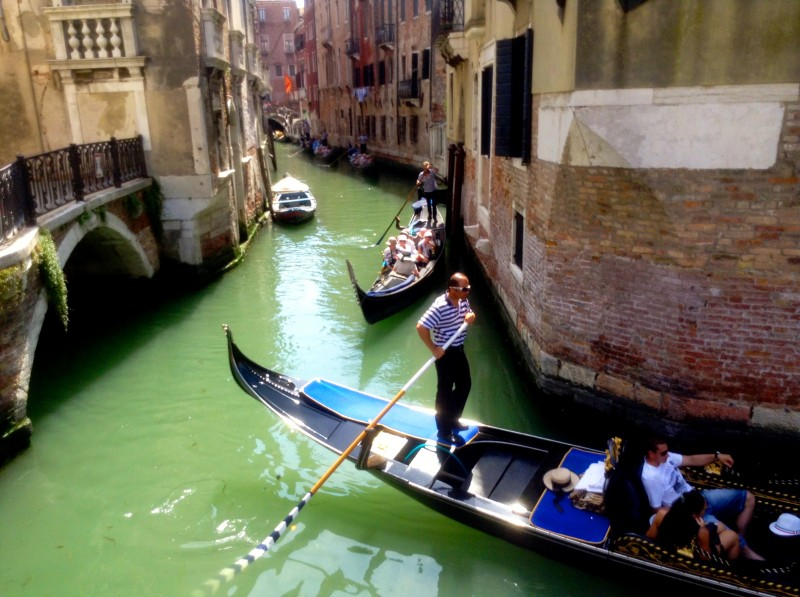 Интересные факты о венецианских гондолах и гондольерах
