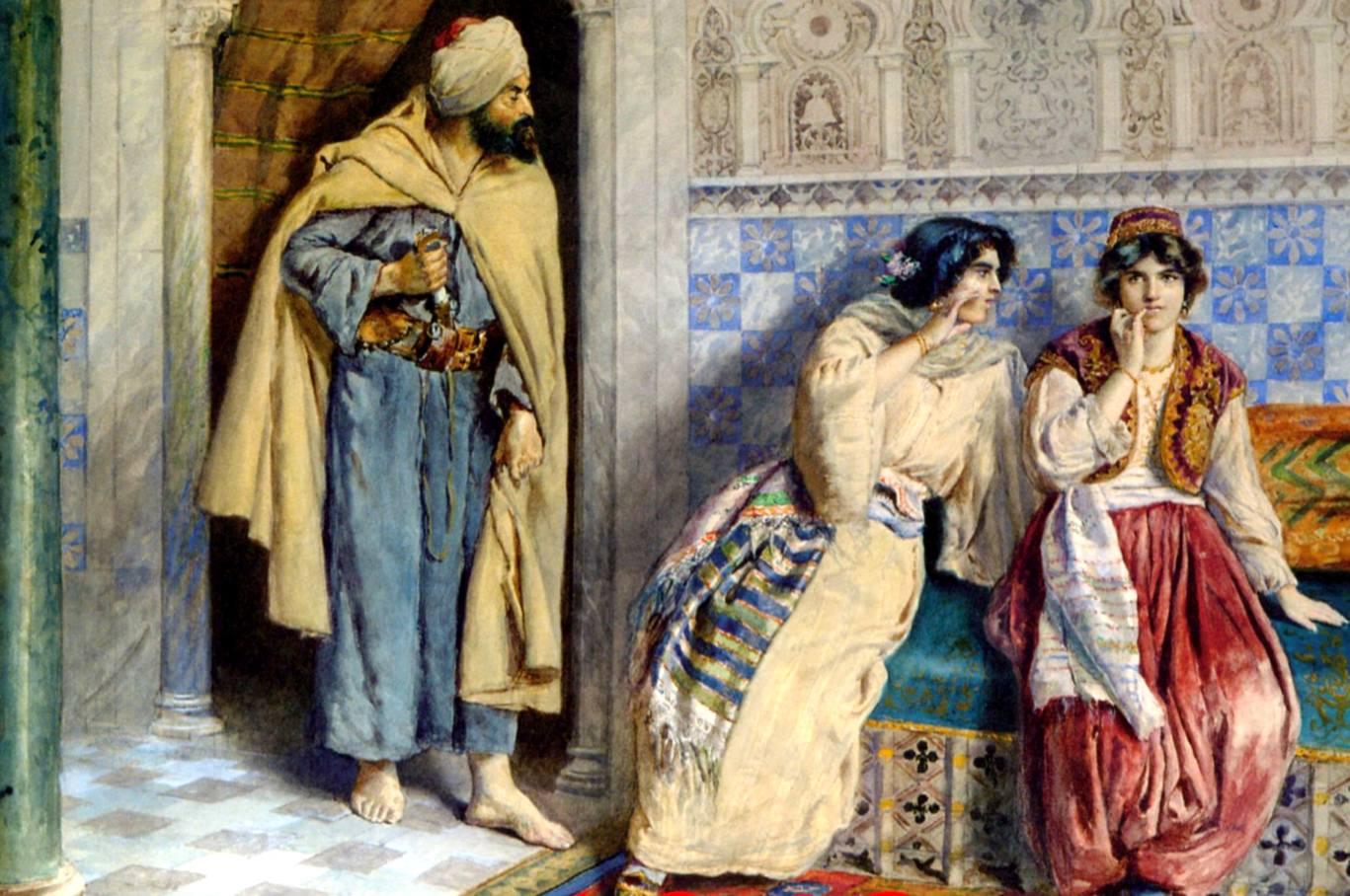Какой была жизнь евнухов в гареме