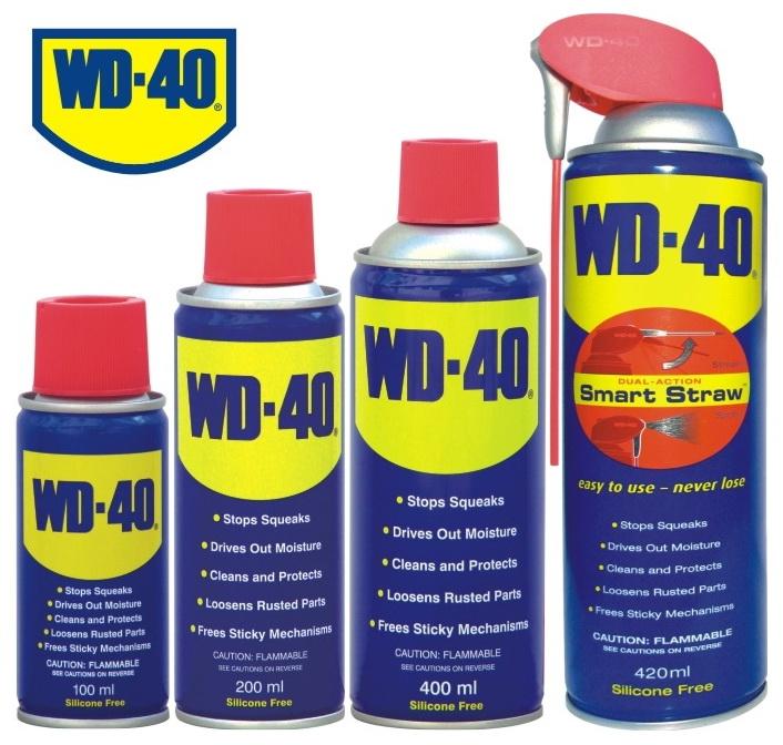 Wd-40 — что это и где применяется
