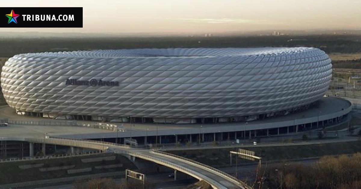 Стадионы мира - стадионы мира