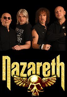Nazareth (назарет): биография группы - salve music