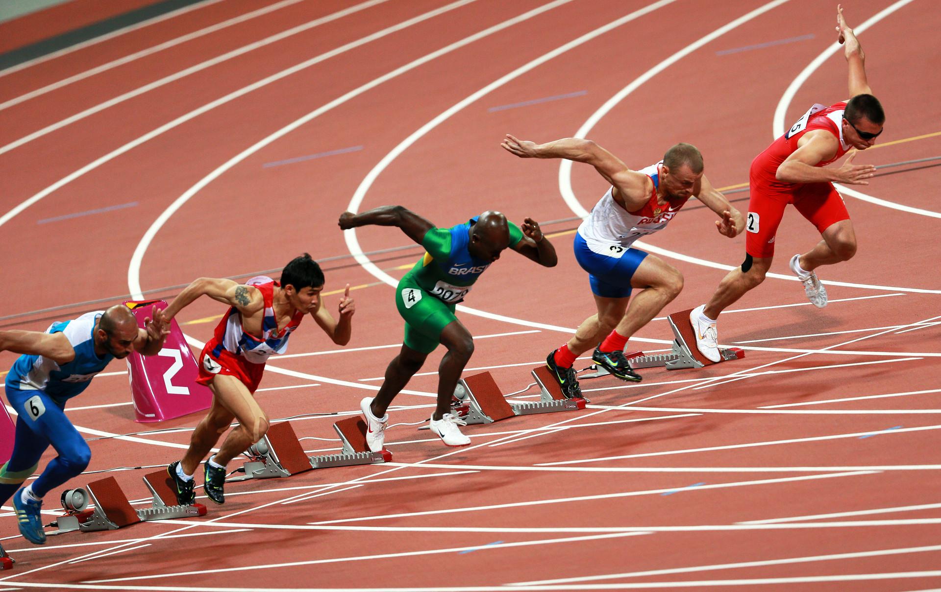 Быстрота (физическое качество) — sportwiki энциклопедия