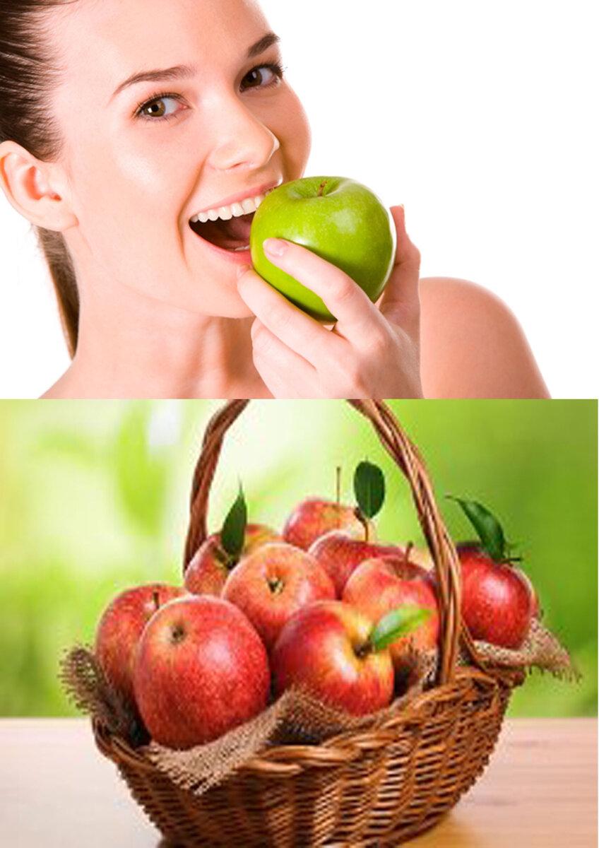 Яблоко – полезные свойства, состав и противопоказания