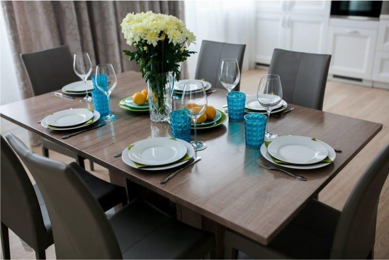 Правила сервировки стола - советы как правильно сервировать стол