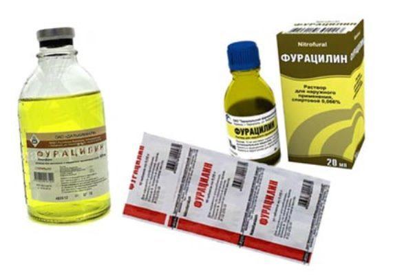 Фурацилин: инструкция по применению, аналоги, цена, отзывы