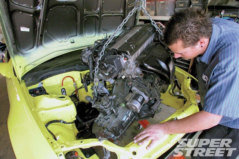 """Что означает понятие """"свап двигателя"""" в автомобильном мире?"""
