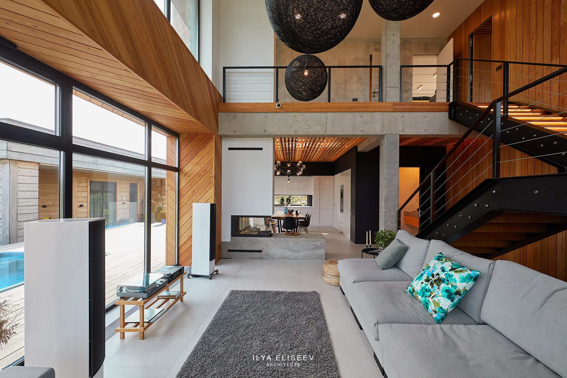 Строительство домов со вторым светом: 10 интересных проектов   строительный блог вити петрова