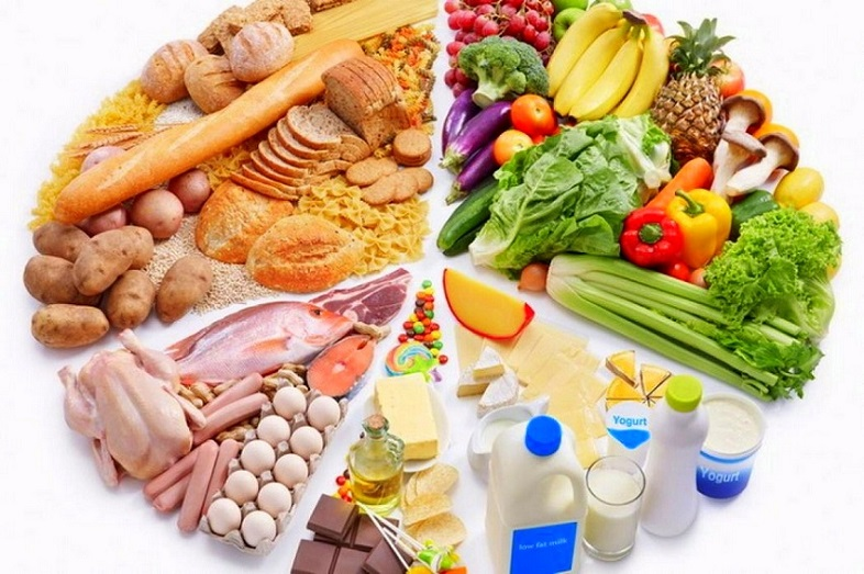 Рацион питания - как правильно составлять меню
