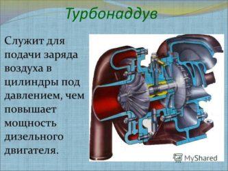 Чем отличается атмосферный двигатель от турбированного