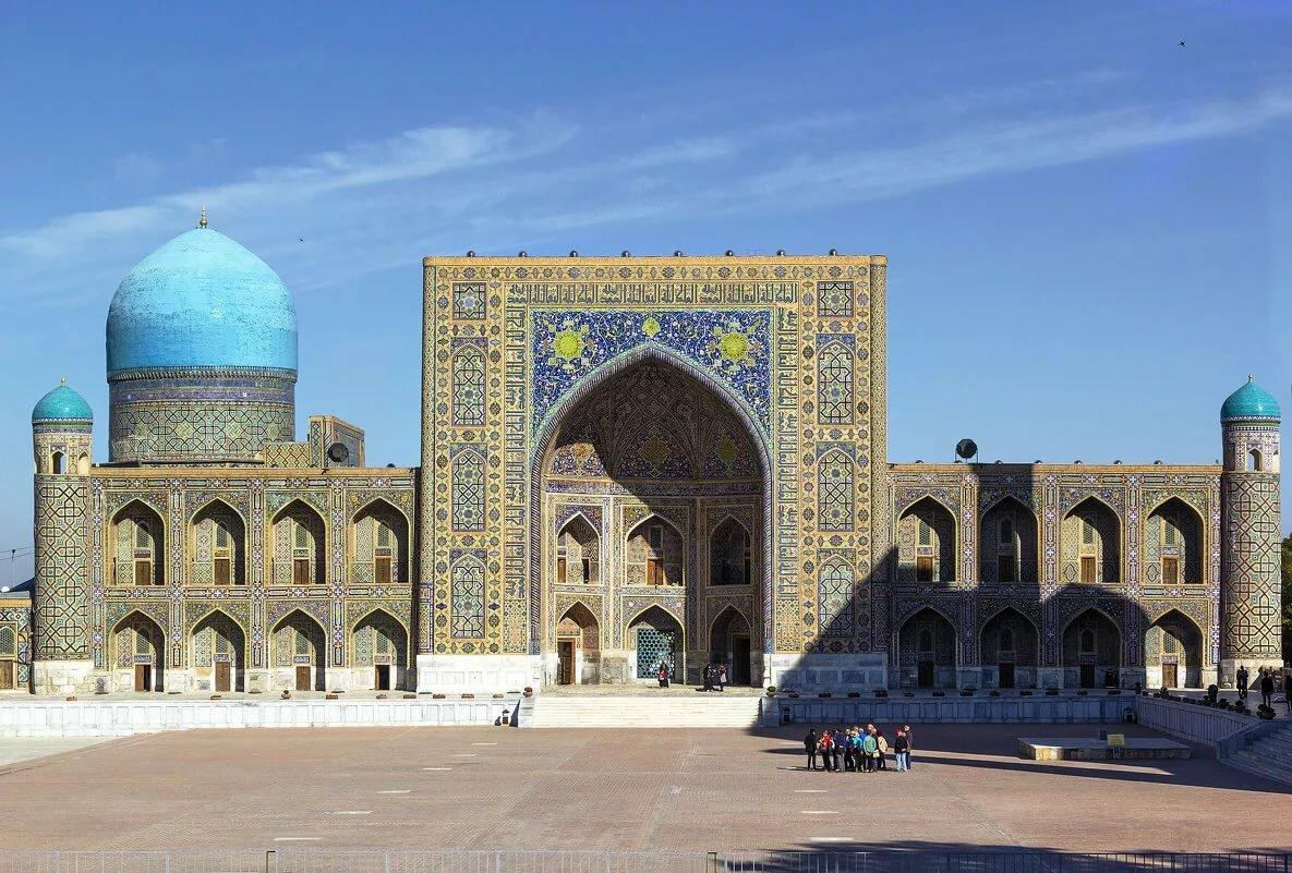Медресе - исламская энциклопедия