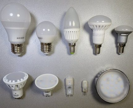 Особенности лампочки накаливания