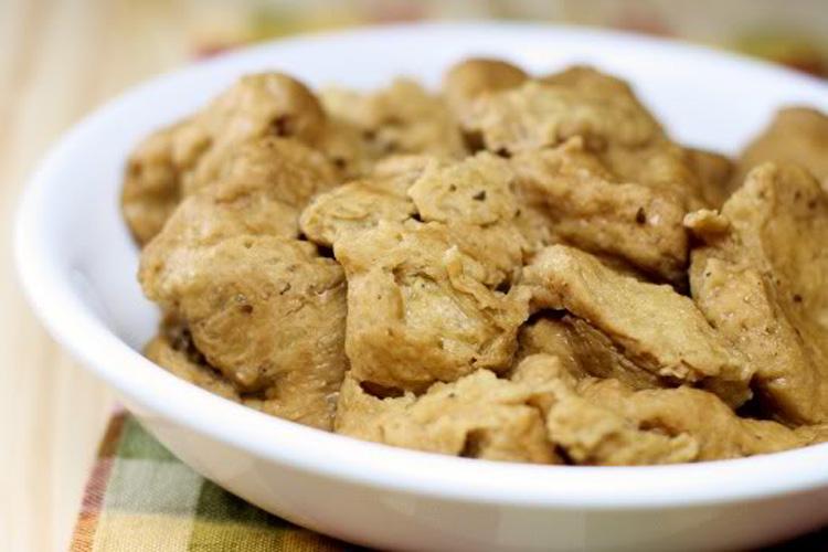 """Сейтан (пшеничный белок) – вегетарианское """"мясо"""""""