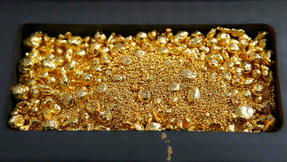 Золото (химический элемент): формула, свойства и состав aurum (au), место в таблице менделеева