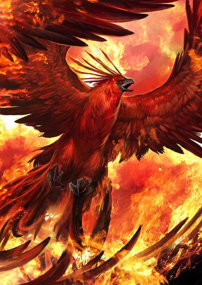 «феникс» — значение имени, происхождение имени, знак зодиака, камни-талисманы