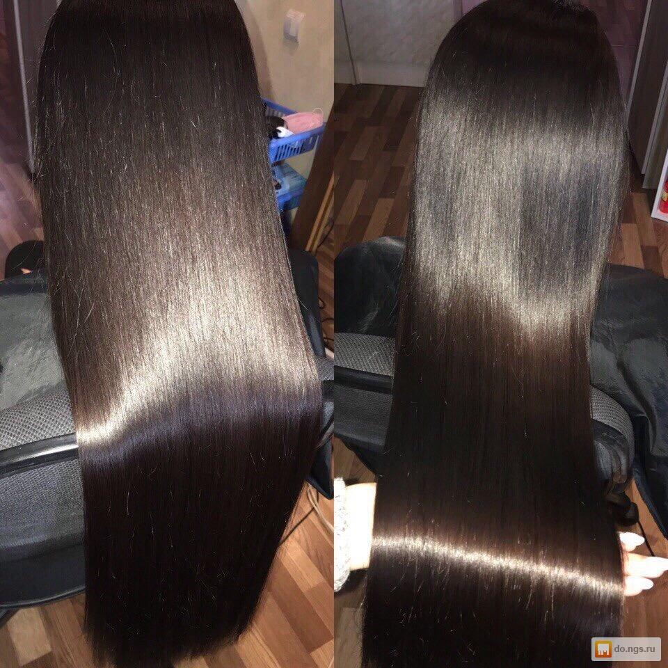Почему модная процедура для волос «экранирование» набирает популярность