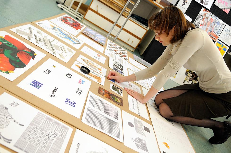 Профессия графический дизайнер: где учиться, зарплата, плюсы и минусы