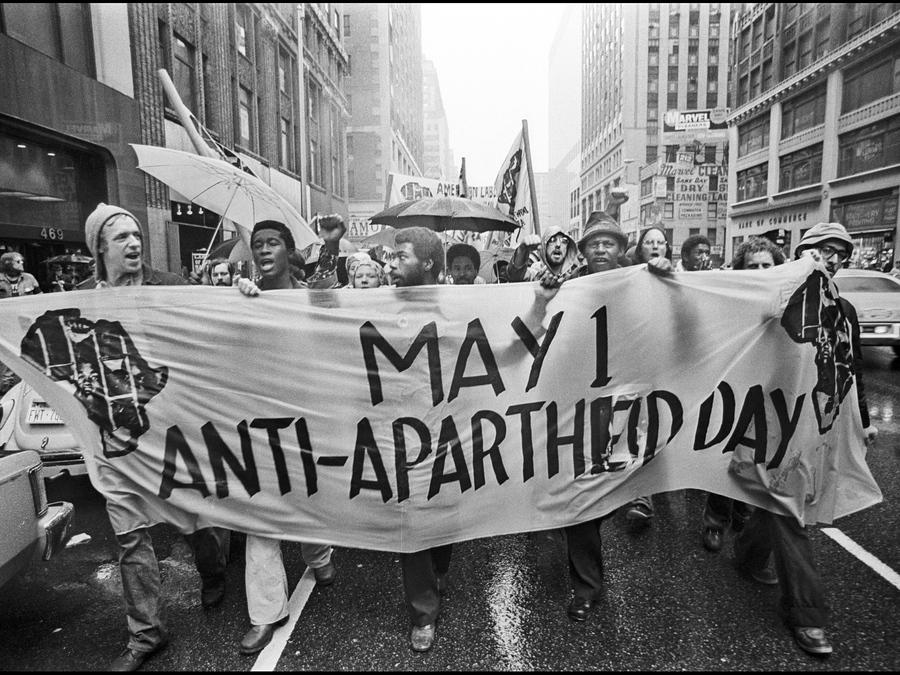 Апартеид в юар - статьи