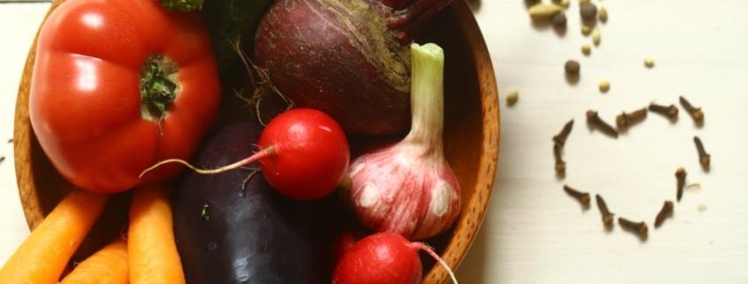 Свободные радикалы и антиоксиданты: содержание в овощах и фруктах