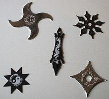 Сюрикены: как выглядят метательные звезды ниндзя, фото и виды боевого оружия и как называется большая звездочка ⭐ doblest.club