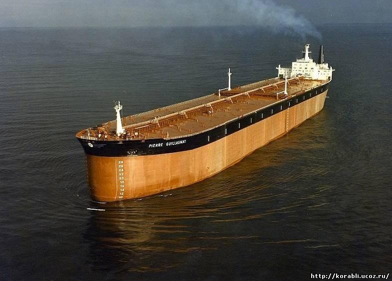 Что такое танкер