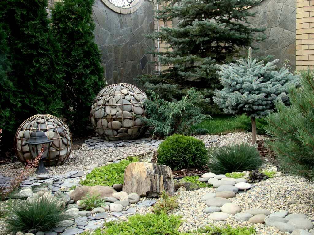 Как сделать рокарий на даче своими руками: план, камни, растения