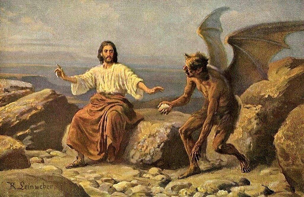 Искушения влекут к покаянию