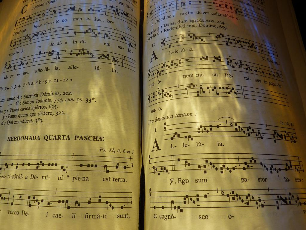 Что такое григорианский хорал?
