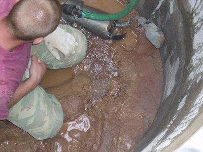 Что такое плывун в скважине и как его пройти при бурении?