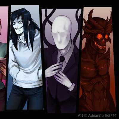 Все персонажи крипипасты: имена, фото, страшные истории. топ 100 героев