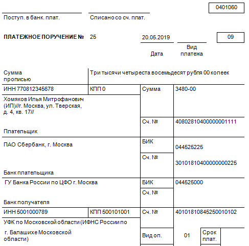 Код бюджетной классификации (кбк)