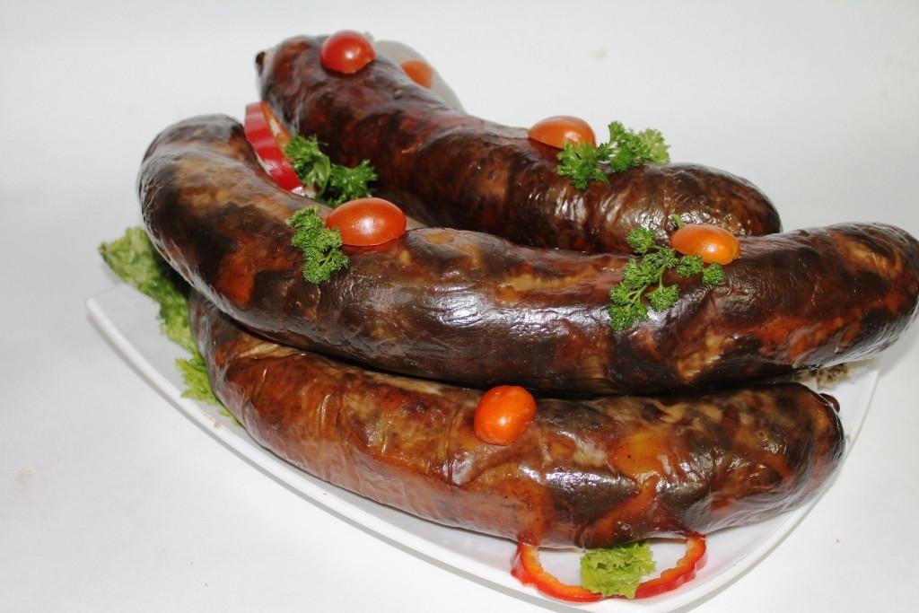 Конская колбаса: деликатес из конины