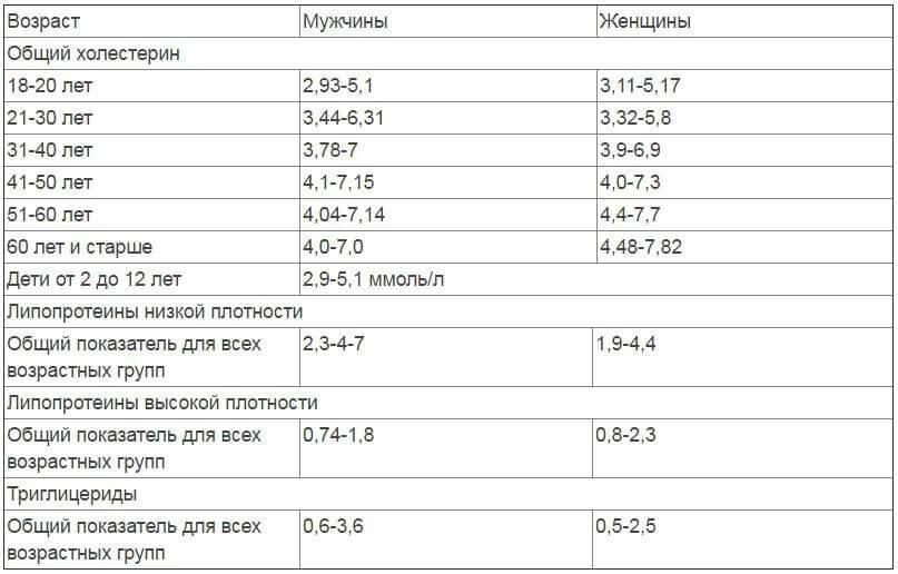 Холестерин лпнп повышен: что это значит и как снизить