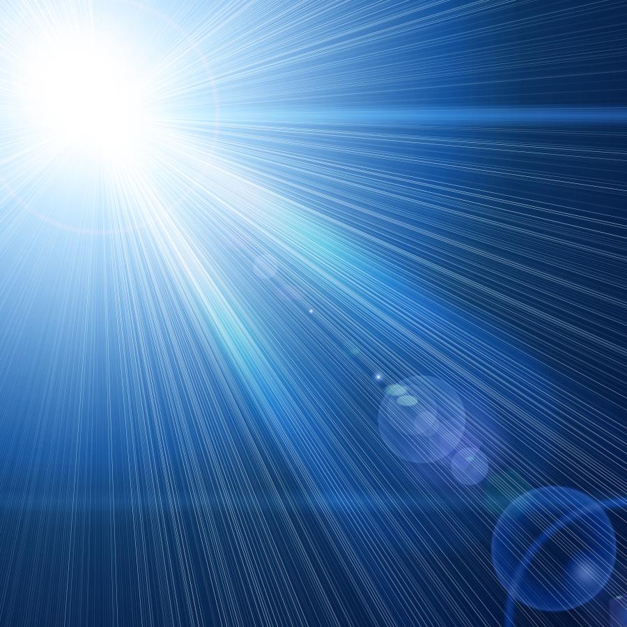 Скорость света в вакууме, воздухе и воде – формулы расчета