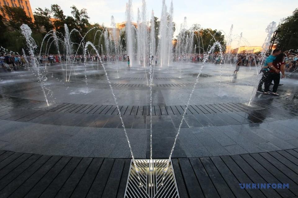Разнообразие видов устройств фонтанов, из каких частей они состоят