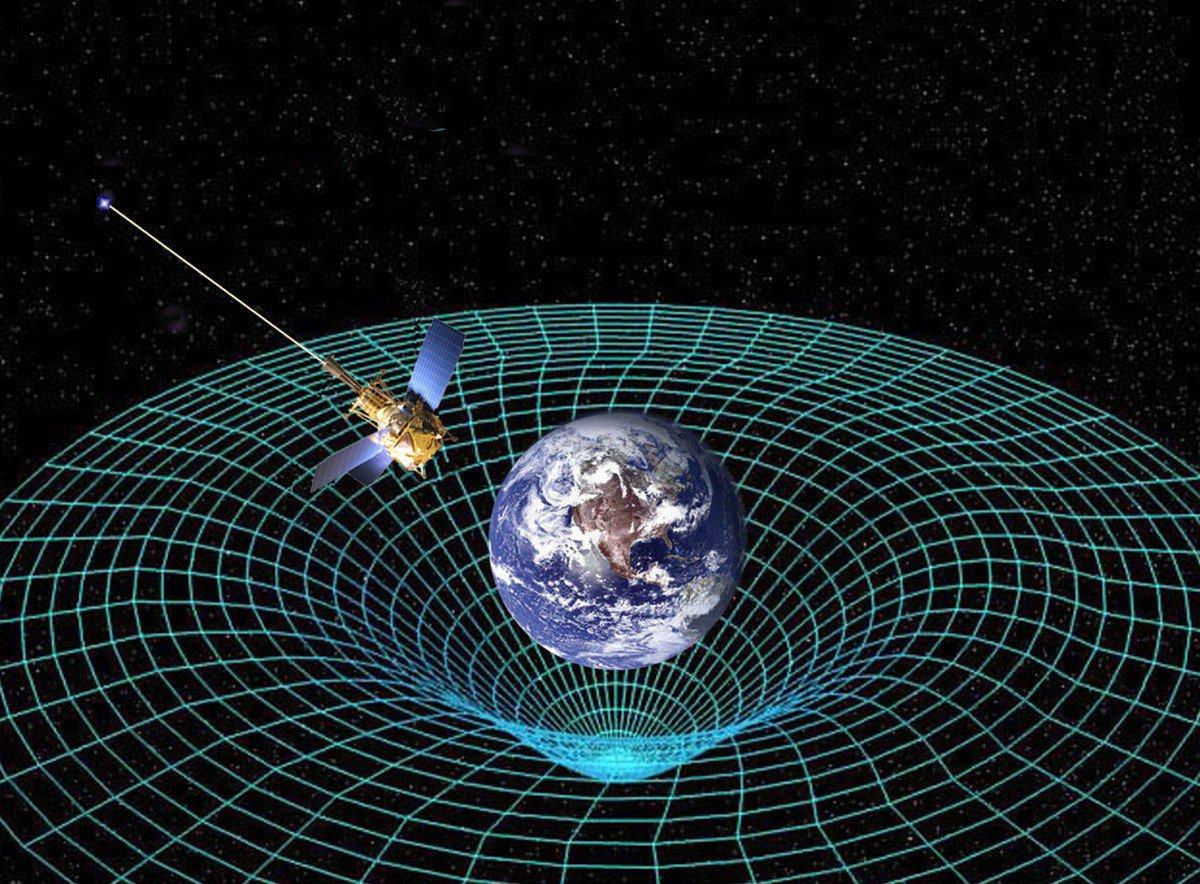 Гравитация – это совсем не «закон всемирного тяготения» – новости руан