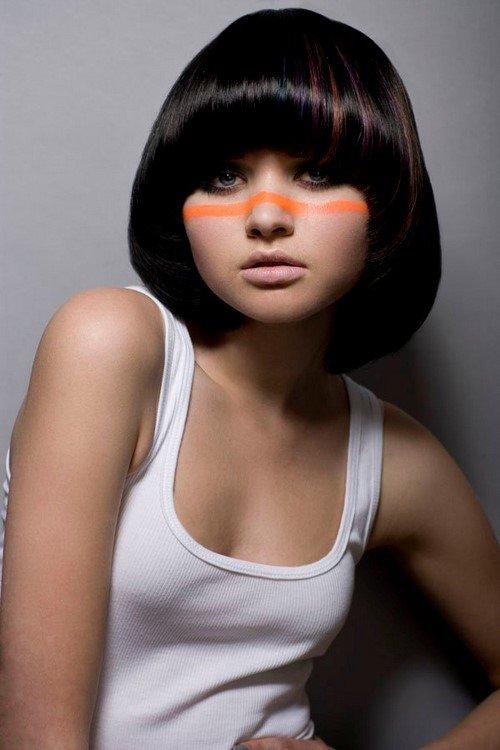 Прическа каре: 100 фото стильных идей и модных образов