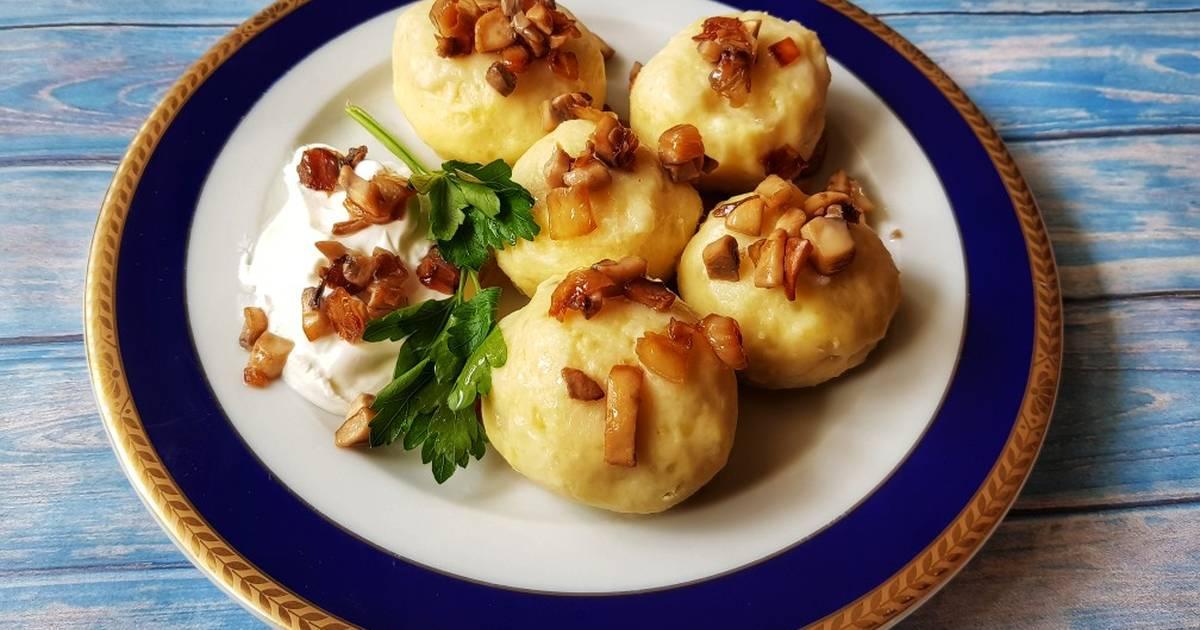 Виды кнедликов в чехии и вкусненький рецепт на домашние кнедлики