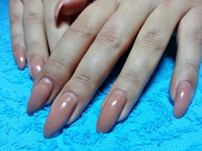 Как сделать коррекцию гелевых ногтей? — modnail.ru — красивый маникюр