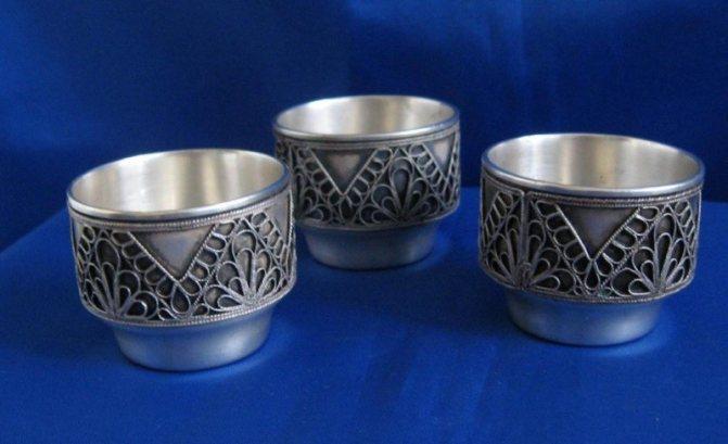 Мельхиор • что это, состав мельхиора, отличия от нейзильбера и серебра.