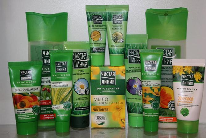 Косметика «чистая линия»: информация о производителе, обзор косметического мыла и экологически чистой косметики для лица, отзывы косметологов и покупателей