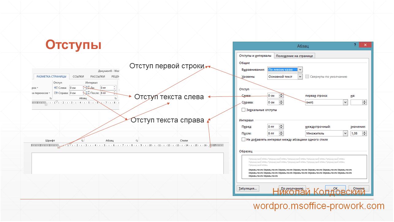 1 пт в мм word - it журнал