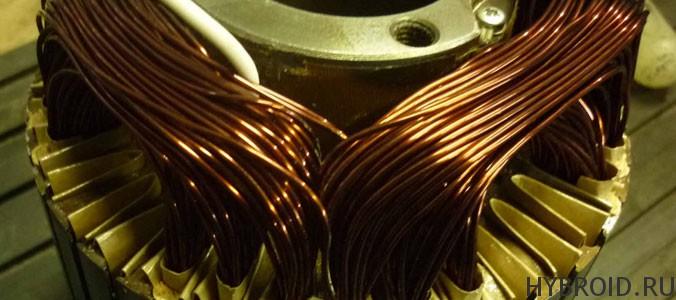 Что такое ротор и статор в электродвигателе