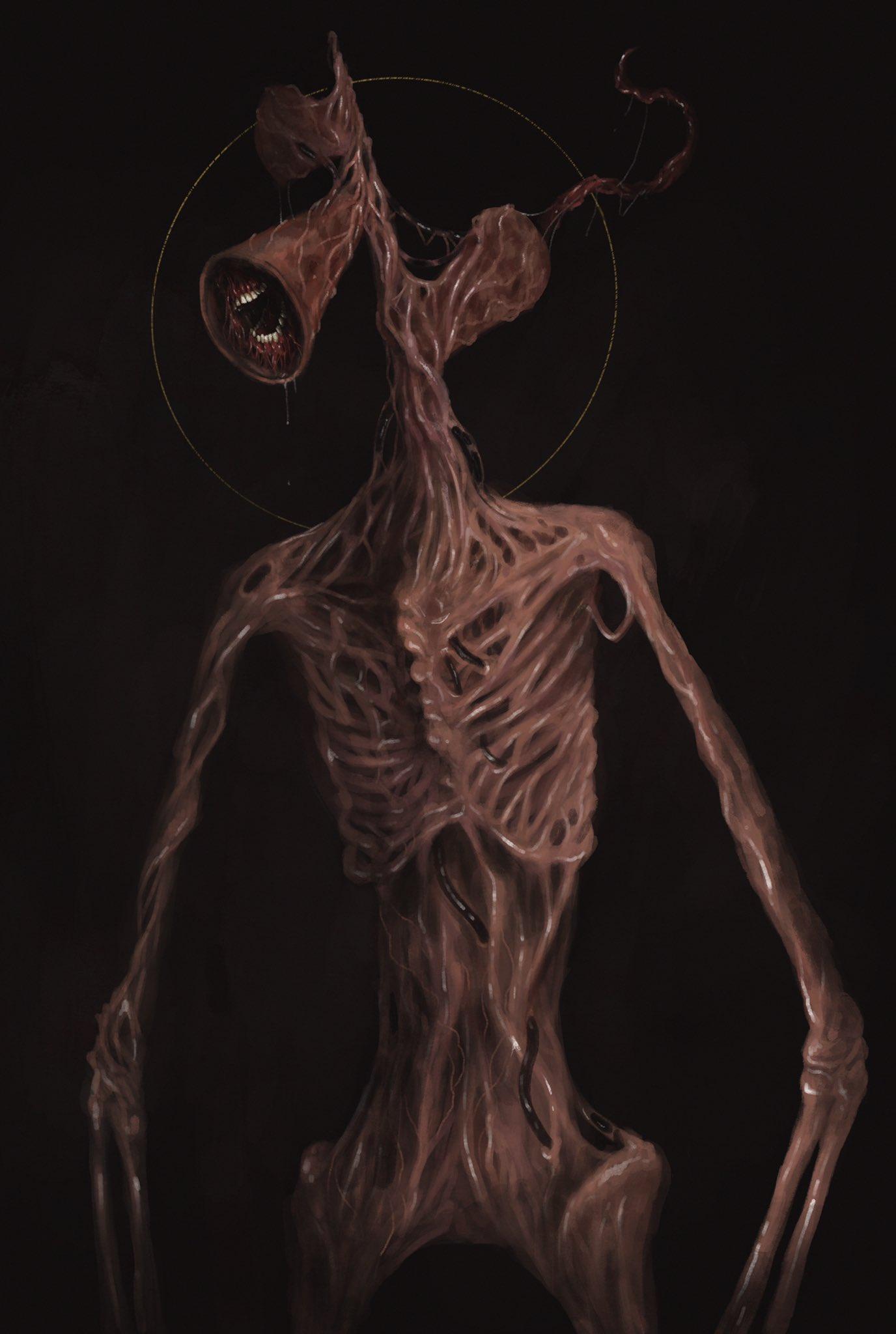 Сиреноголовый | фантастические существа вики | fandom