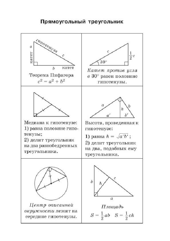 Правильный треугольник — википедия