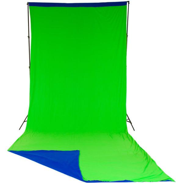 Хромакей - это технология совмещения двух и более изображений